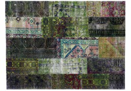 Semi Antique- Patchwork