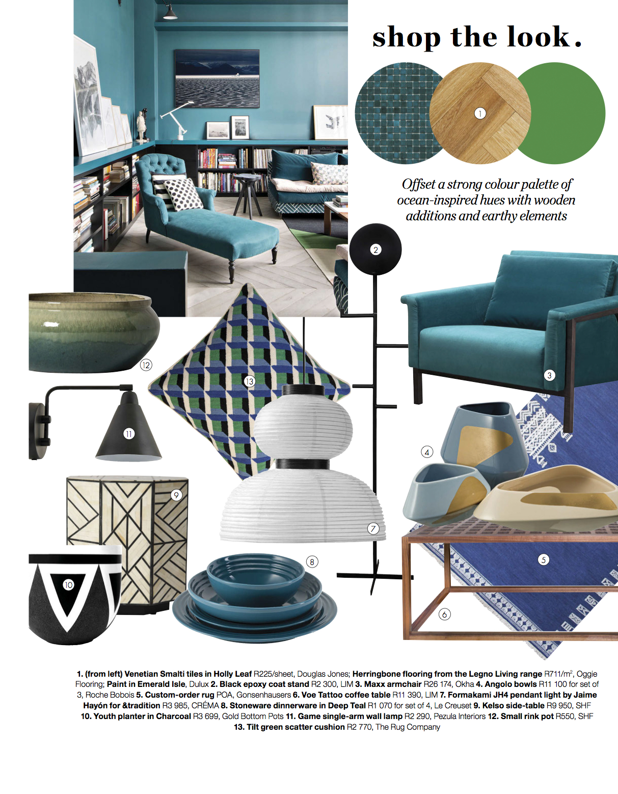 Elle Decoration South Africa July 2018 Gonsenhausers Fine Rugs